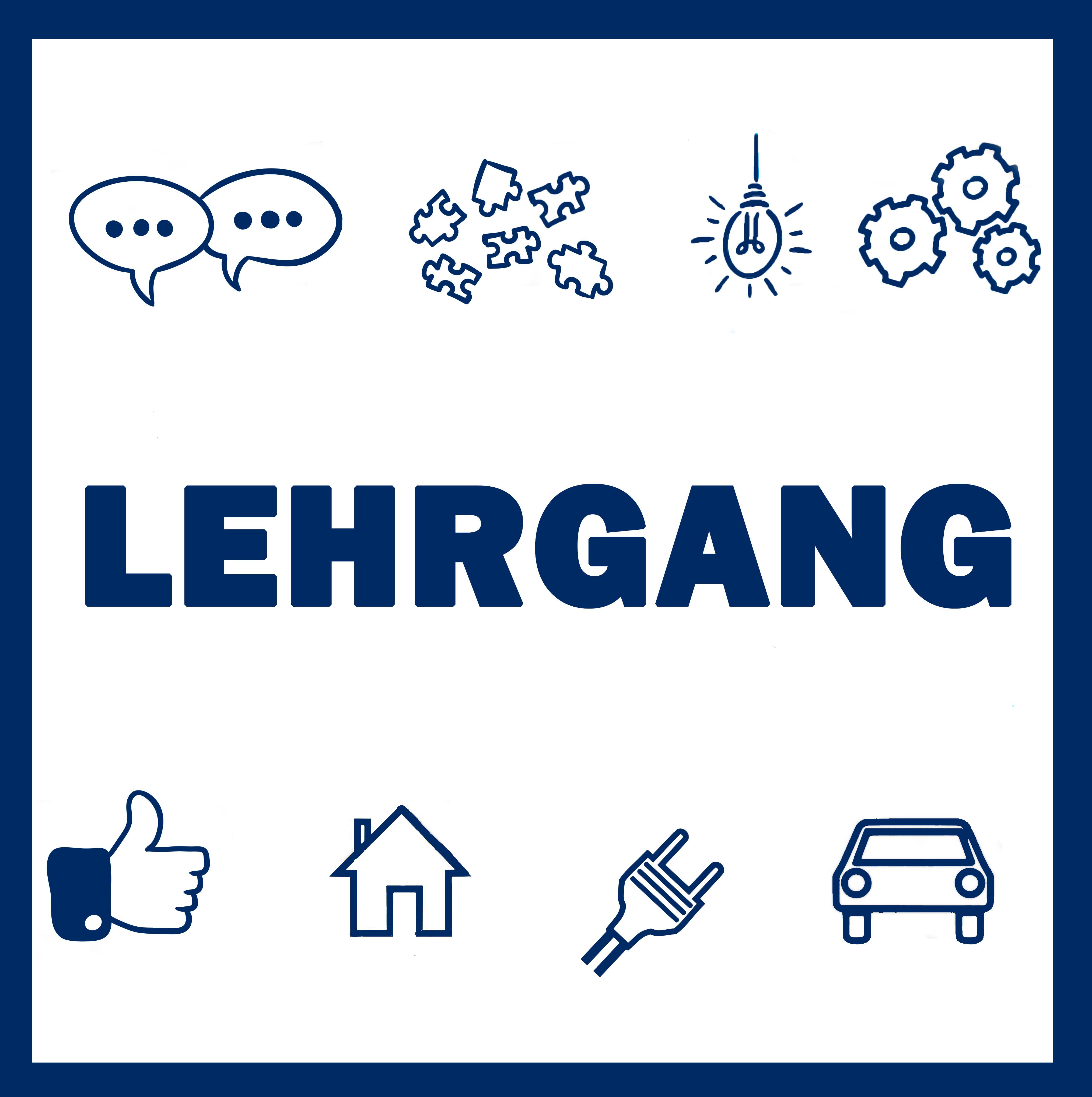 Lehrgang Logo