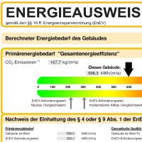 EnEV Energieausweis