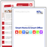 Fragebogen Smart Home & Smart Office